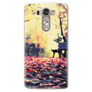 Plastové pouzdro iSaprio Bench 01 na mobil LG G3 (D855)