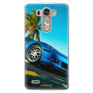 Plastové pouzdro iSaprio Car 10 na mobil LG G3 (D855)
