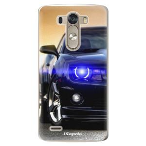 Plastové pouzdro iSaprio Chevrolet 01 na mobil LG G3 (D855)