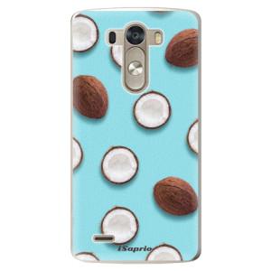 Plastové pouzdro iSaprio Coconut 01 na mobil LG G3 (D855)