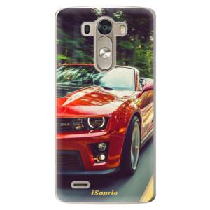 Plastové pouzdro iSaprio Chevrolet 02 na mobil LG G3 (D855)