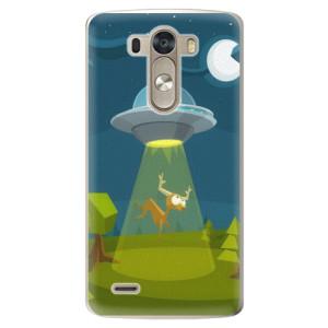 Plastové pouzdro iSaprio Alien 01 na mobil LG G3 (D855)