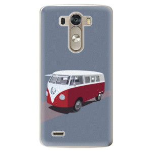 Plastové pouzdro iSaprio VW Bus na mobil LG G3 (D855)