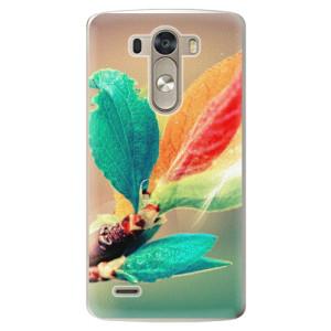 Plastové pouzdro iSaprio Autumn 02 na mobil LG G3 (D855)