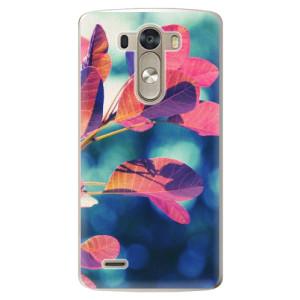Plastové pouzdro iSaprio Autumn 01 na mobil LG G3 (D855)