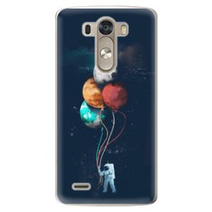 Plastové pouzdro iSaprio Balloons 02 na mobil LG G3 (D855)