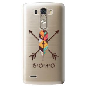 Plastové pouzdro iSaprio BOHO na mobil LG G3 (D855)