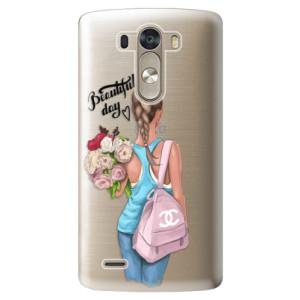 Plastové pouzdro iSaprio Beautiful Day na mobil LG G3 (D855)
