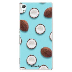 Plastové pouzdro iSaprio Coconut 01 na mobil Sony Xperia Z3+ / Z4