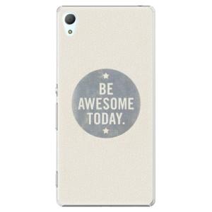 Plastové pouzdro iSaprio Awesome 02 na mobil Sony Xperia Z3+ / Z4