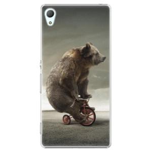 Plastové pouzdro iSaprio Bear 01 na mobil Sony Xperia Z3+ / Z4
