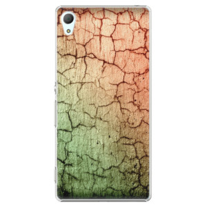 Plastové pouzdro iSaprio Cracked Wall 01 na mobil Sony Xperia Z3+ / Z4