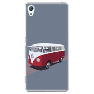 Plastové pouzdro iSaprio VW Bus na mobil Sony Xperia Z3+ / Z4