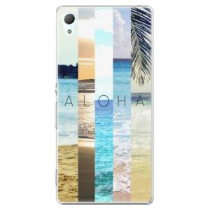 Plastové pouzdro iSaprio Aloha 02 na mobil Sony Xperia Z3+ / Z4
