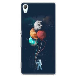 Plastové pouzdro iSaprio Balloons 02 na mobil Sony Xperia Z3+ / Z4