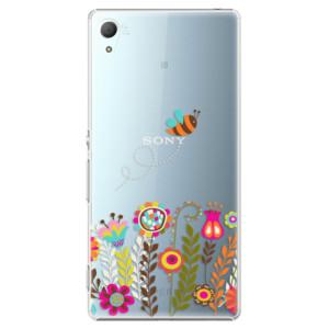 Plastové pouzdro iSaprio Bee 01 na mobil Sony Xperia Z3+ / Z4