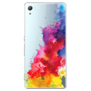 Plastové pouzdro iSaprio Color Splash 01 na mobil Sony Xperia Z3+ / Z4