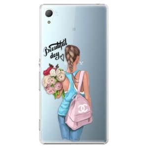 Plastové pouzdro iSaprio Beautiful Day na mobil Sony Xperia Z3+ / Z4