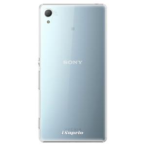Plastové pouzdro iSaprio 4Pure mléčné bez potisku na mobil Sony Xperia Z3+ / Z4