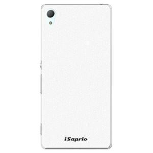 Plastové pouzdro iSaprio 4Pure bílé na mobil Sony Xperia Z3+ / Z4