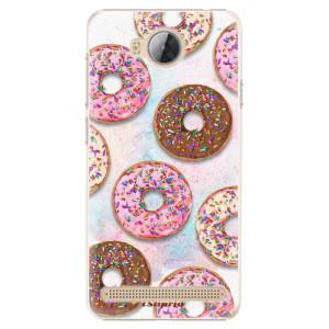Plastové pouzdro iSaprio Donutky Všude 11 na mobil Huawei Y3 II
