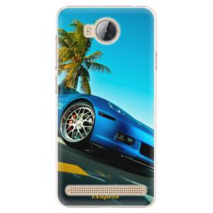 Plastové pouzdro iSaprio Kára 10 na mobil Huawei Y3 II