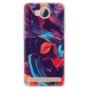 Plastové pouzdro iSaprio Barevný mramor 19 na mobil Huawei Y3 II