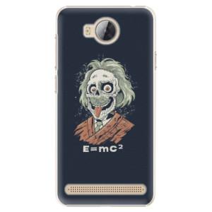 Plastové pouzdro iSaprio Einstein 01 na mobil Huawei Y3 II