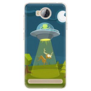 Plastové pouzdro iSaprio Alien 01 na mobil Huawei Y3 II
