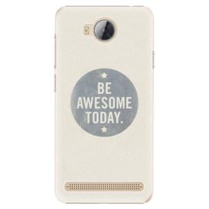 Plastové pouzdro iSaprio Awesome 02 na mobil Huawei Y3 II