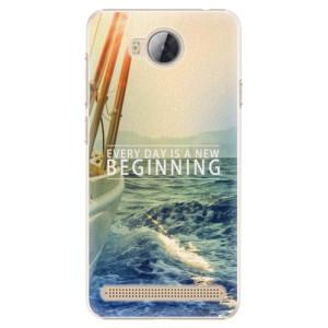Plastové pouzdro iSaprio Beginning na mobil Huawei Y3 II