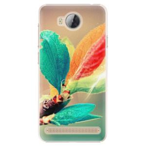 Plastové pouzdro iSaprio Autumn 02 na mobil Huawei Y3 II