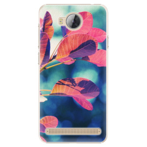Plastové pouzdro iSaprio Autumn 01 na mobil Huawei Y3 II