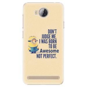 Plastové pouzdro iSaprio Be Awesome na mobil Huawei Y3 II