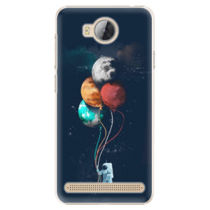 Plastové pouzdro iSaprio Balloons 02 na mobil Huawei Y3 II