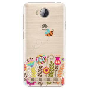 Plastové pouzdro iSaprio Bee 01 na mobil Huawei Y3 II
