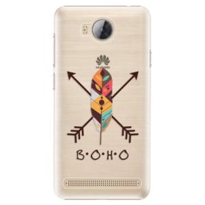 Plastové pouzdro iSaprio BOHO na mobil Huawei Y3 II