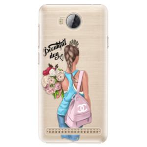 Plastové pouzdro iSaprio Beautiful Day na mobil Huawei Y3 II