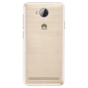 Plastové pouzdro iSaprio 4Pure mléčné bez potisku na mobil Huawei Y3 II