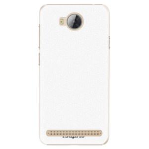 Plastové pouzdro iSaprio 4Pure bílé na mobil Huawei Y3 II