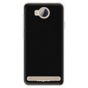 Plastové pouzdro iSaprio 4Pure černé na mobil Huawei Y3 II