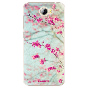 Plastové pouzdro iSaprio Blossom 01 na mobil Huawei Y5 II / Y6 II Compact