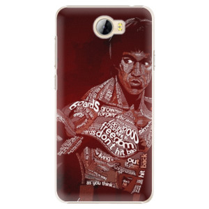 Plastové pouzdro iSaprio Bruce Lee na mobil Huawei Y5 II / Y6 II Compact