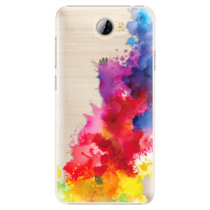 Plastové pouzdro iSaprio Color Splash 01 na mobil Huawei Y5 II / Y6 II Compact
