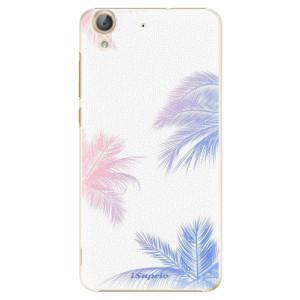 Plastové pouzdro iSaprio Palmy 10 na mobil Huawei Y6 II