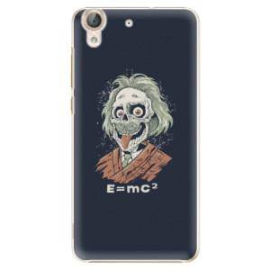 Plastové pouzdro iSaprio Einstein 01 na mobil Huawei Y6 II