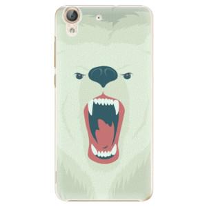 Plastové pouzdro iSaprio Angry Bear na mobil Huawei Y6 II