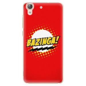 Plastové pouzdro iSaprio Bazinga 01 na mobil Huawei Y6 II