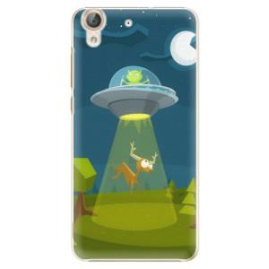 Plastové pouzdro iSaprio Alien 01 na mobil Huawei Y6 II