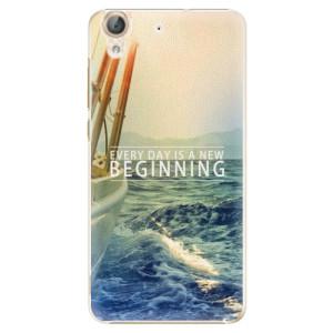 Plastové pouzdro iSaprio Beginning na mobil Huawei Y6 II